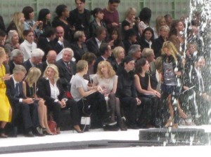 Chanel Garden Courtney Love